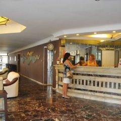 Azak Hotel интерьер отеля