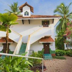Отель Heritage Village Club Гоа балкон
