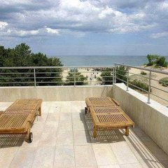Отель JERAVI Солнечный берег балкон