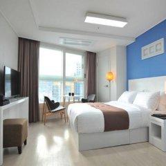 Hotel The Mark Haeundae комната для гостей