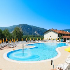 Отель Residence Isolino Италия, Вербания - отзывы, цены и фото номеров - забронировать отель Residence Isolino онлайн бассейн