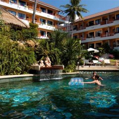 Отель Karona Resort & Spa с домашними животными