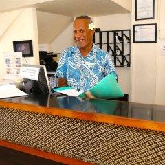 Отель Aquarius on the Beach Фиджи, Вити-Леву - отзывы, цены и фото номеров - забронировать отель Aquarius on the Beach онлайн интерьер отеля фото 3