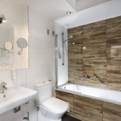 Mark Apart Hotel ванная