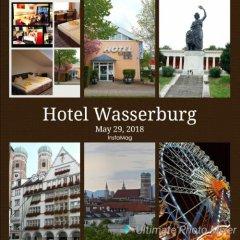 Отель Wasserburg Германия, Мюнхен - отзывы, цены и фото номеров - забронировать отель Wasserburg онлайн спортивное сооружение