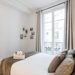 Отель SoChic Suites Paris Quartier Latin комната для гостей фото 4