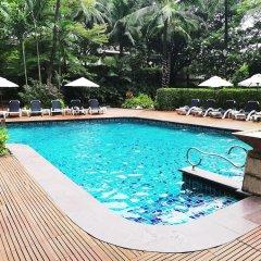 Отель Centara Grand at Central Plaza Ladprao Bangkok бассейн фото 2