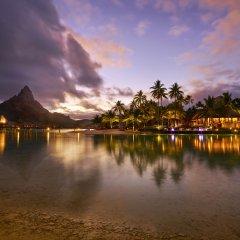 Отель InterContinental Bora Bora Resort and Thalasso Spa фото 4
