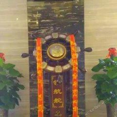 Отель Guangyun Hotel Китай, Сиань - отзывы, цены и фото номеров - забронировать отель Guangyun Hotel онлайн вид на фасад фото 3