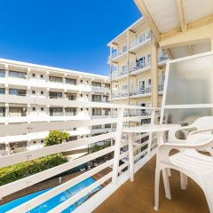 Hotel Mix Alea балкон