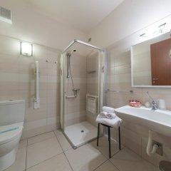 Отель La Ninfea Италия, Монтезильвано - отзывы, цены и фото номеров - забронировать отель La Ninfea онлайн ванная