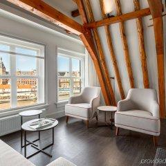 Отель NH Collection Amsterdam Barbizon Palace комната для гостей фото 10