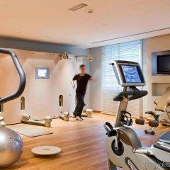 Отель Sofitel Luxembourg Le Grand Ducal фитнесс-зал