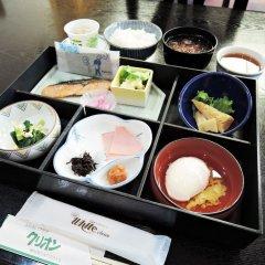 Nishiki Onsen Hotel Kurion Дайсен удобства в номере фото 2