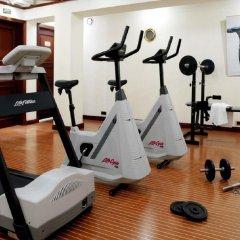 Отель Eurostars Montgomery Брюссель фитнесс-зал фото 2