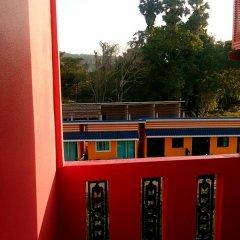 Отель Maiyana Resort балкон