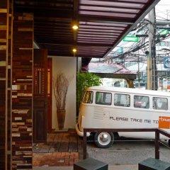 The Album Hotel городской автобус