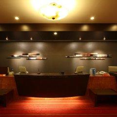 Отель Ana Crowne Plaza Fukuoka Хаката интерьер отеля