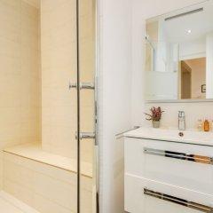 Апартаменты Sweet inn Apartments Galeries Lafayette-St Lazarre ванная