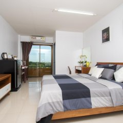 I-Home Residence and Hotel комната для гостей