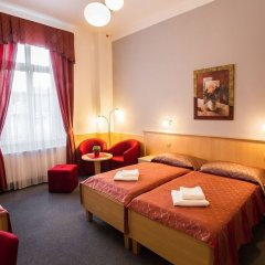Lázenský hotel Sadový Pramen комната для гостей фото 4