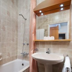 Отель Benczúr Будапешт ванная