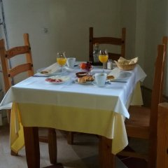 Hotel Rural Hoyo Bautista питание