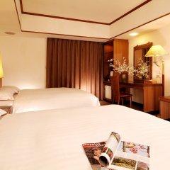 King Shi Hotel комната для гостей фото 3