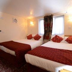 Britannia Inn Hotel Лондон комната для гостей
