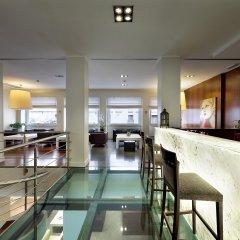Eurostars Hotel Saint John интерьер отеля