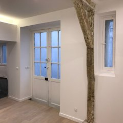 Апартаменты Exclusive New Apartment Heart Paris Париж удобства в номере