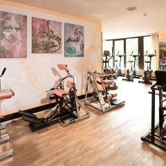 Leonardo Hotel Hannover фитнесс-зал