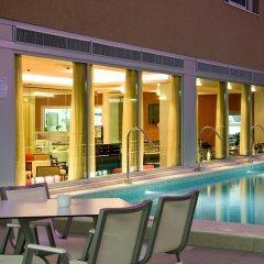 Отель Monte Gordo Apartamento And Spa Монте-Горду бассейн