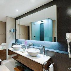 Carlton Downtown Hotel ванная фото 2