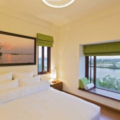 The Villa Hoi An Boutique Hotel комната для гостей фото 5