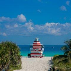 Majestic Hotel South Beach пляж фото 2