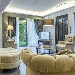 Апартаменты Oleander Boutique Apartments комната для гостей