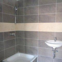 Отель Günstig Wohnen In München Мюнхен ванная