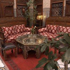 Отель Riad dar Chrifa Марокко, Фес - отзывы, цены и фото номеров - забронировать отель Riad dar Chrifa онлайн фото 3