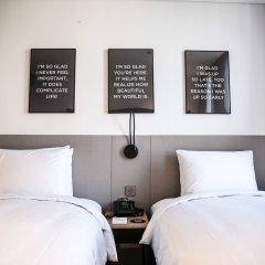 Отель GLAD Gangnam COEX Center сейф в номере