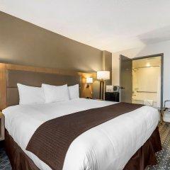 Отель Coast Vancouver Airport Канада, Ванкувер - отзывы, цены и фото номеров - забронировать отель Coast Vancouver Airport онлайн комната для гостей фото 3