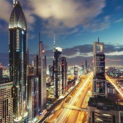 Отель Voco Dubai балкон