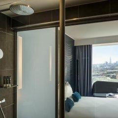 Novotel London Canary Wharf Hotel ванная