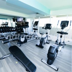 Отель Pattaya Atlantis Resort Beach фитнесс-зал фото 2