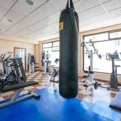 Отель Apartamentos Astuy фитнесс-зал фото 3