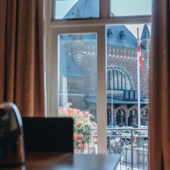 Отель Copenhagen Plaza комната для гостей фото 3