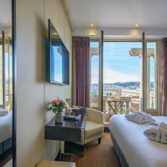 Отель Albert 1'er Hotel Nice, France Франция, Ницца - 9 отзывов об отеле, цены и фото номеров - забронировать отель Albert 1'er Hotel Nice, France онлайн комната для гостей фото 2
