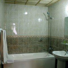 Отель L'Argamak Hotel Узбекистан, Самарканд - отзывы, цены и фото номеров - забронировать отель L'Argamak Hotel онлайн ванная