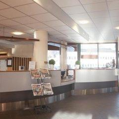 Отель Haukeland Hotel Норвегия, Берген - отзывы, цены и фото номеров - забронировать отель Haukeland Hotel онлайн интерьер отеля фото 2
