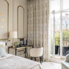 Отель Le Narcisse Blanc & Spa Франция, Париж - 1 отзыв об отеле, цены и фото номеров - забронировать отель Le Narcisse Blanc & Spa онлайн комната для гостей фото 2